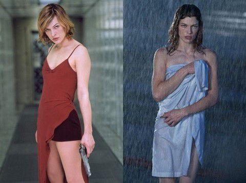 """Nữ hoàng hành động của """"Resident Evil"""" vẫn quyến rũ ở tuổi 41 (1)"""