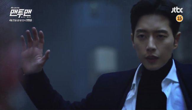 Park Hae Jin vẫn bình tĩnh và đẹp trai dù sắp đầu rơi máu chảy (3)