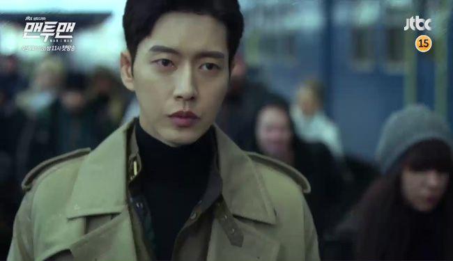 Park Hae Jin vẫn bình tĩnh và đẹp trai dù sắp đầu rơi máu chảy (4)