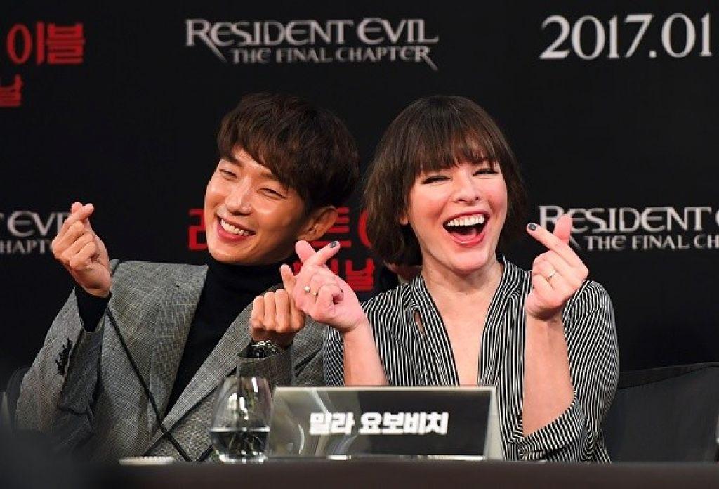 Tiết lộ lý do Lee Jun Ki được mời đóng 'Resident Evil' (3)