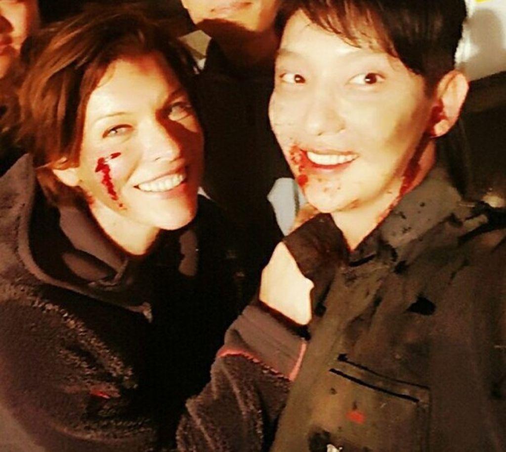 Tiết lộ lý do Lee Jun Ki được mời đóng 'Resident Evil' (4)