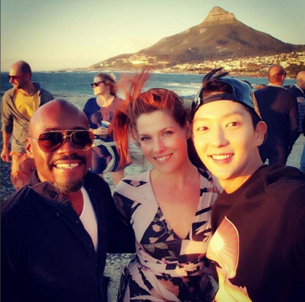 Tiết lộ lý do Lee Jun Ki được mời đóng 'Resident Evil' (5)