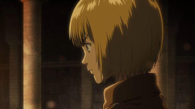 Attack on Titan tập 2: Thót tim vì số phận của cô nàng Sasha Braus (4)