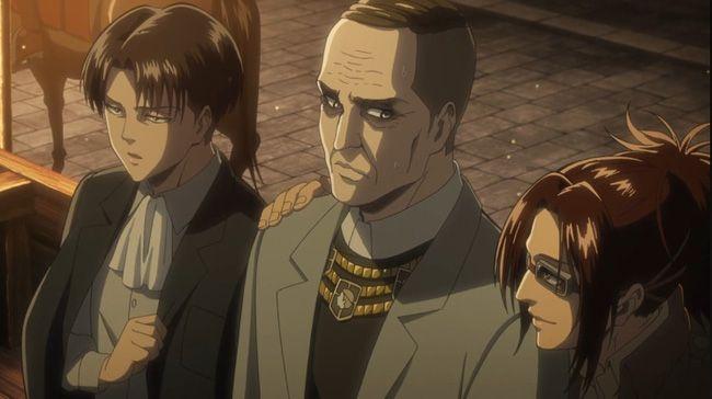 Attack on Titan tập 2: Thót tim vì số phận của cô nàng Sasha Braus (6)