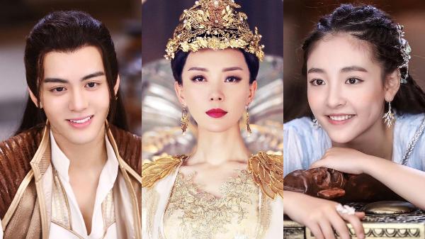 """Luhan """"bán nude"""" đẹp xuất sắc trong """"""""Trạch Thiên Ký"""" (9)"""