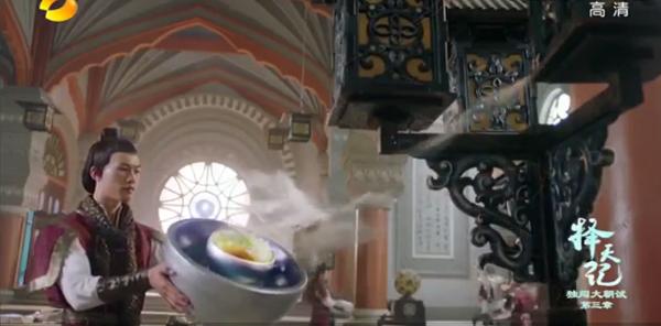 """Luhan """"thả thính"""" với dàn nam thanh nữ tú trong Trạch Thiên Ký (6)"""