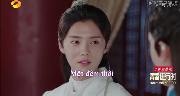 """Luhan """"thả thính"""" với dàn nam thanh nữ tú trong Trạch Thiên Ký (9)"""