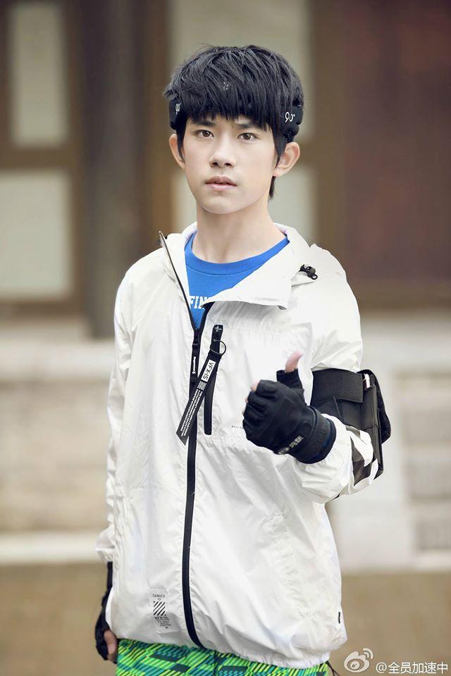 Ngắm nhan sắc những soái ca thế hệ mới của màn ảnh Hoa ngữ (8)