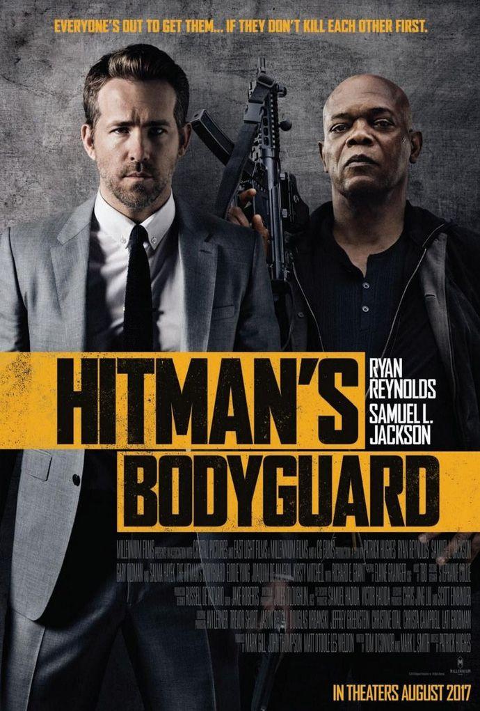 """Siêu phẩm The Hitman's Bodyguard trình làng trailer """"siêu lầy"""" (1)"""