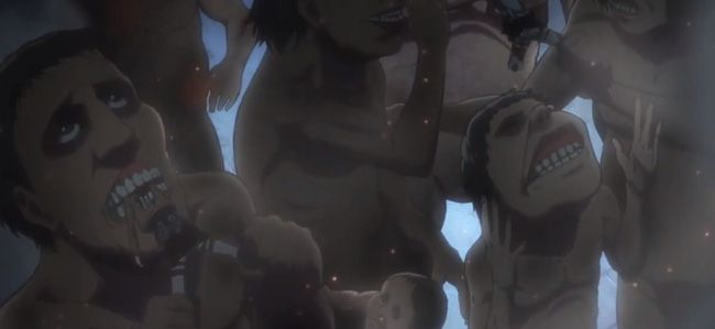 """Tập 4 """"Attack on Titan 2"""": Những cảnh giết chóc khiến người xem nổi da gà (7)"""