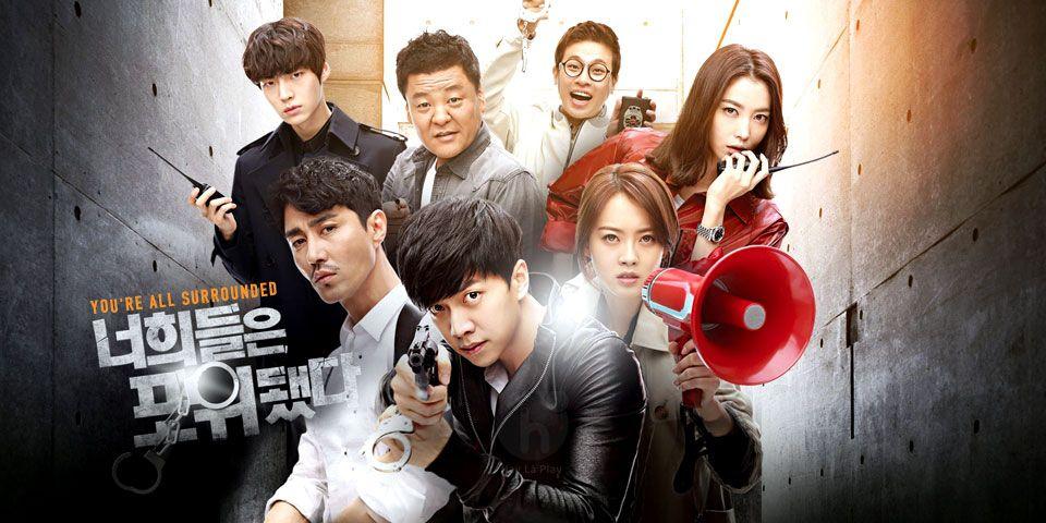 Top 5 bộ phim hành động Hàn Quốc hay không nên bỏ lỡ (3)