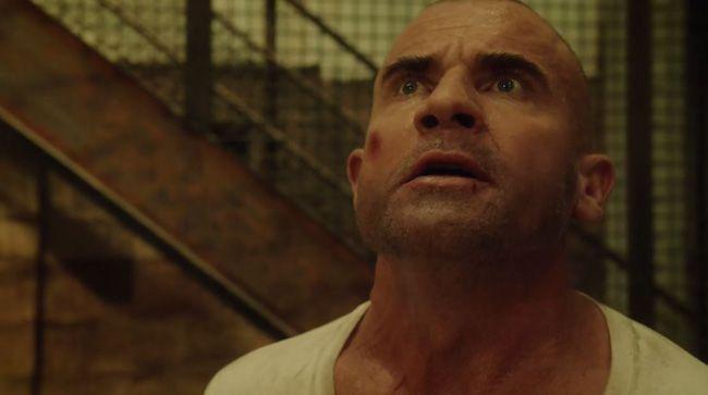 Vượt Ngục tập 4: Nhà tù Ogygia thất thủ, Michael liều lĩnh (2)