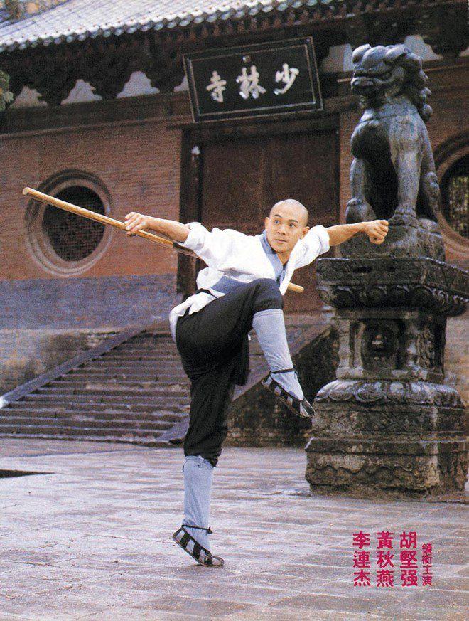 """10 bộ phim """"đỉnh cao"""" của ông hoàng võ thuật Lý Liên Kiệt (1)"""