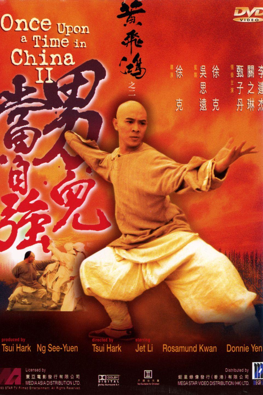 """10 bộ phim """"đỉnh cao"""" của ông hoàng võ thuật Lý Liên Kiệt (3)"""