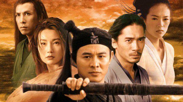 """10 bộ phim """"đỉnh cao"""" của ông hoàng võ thuật Lý Liên Kiệt (7)"""