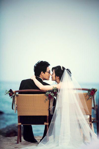 """Ngắm bộ ảnh cưới """"hiếm hoi""""của Park Sung Woong và Shin Eun Jung (2)"""