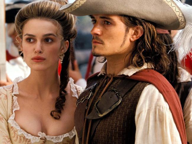 Ngắm dàn mỹ nhân siêu quyến rũ trong series Pirates of the Caribbean (2)