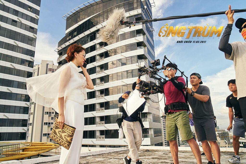 Ông Trùm: Siêu phẩm hành động xuất sắc của điện ảnh Hàn Quốc (4)