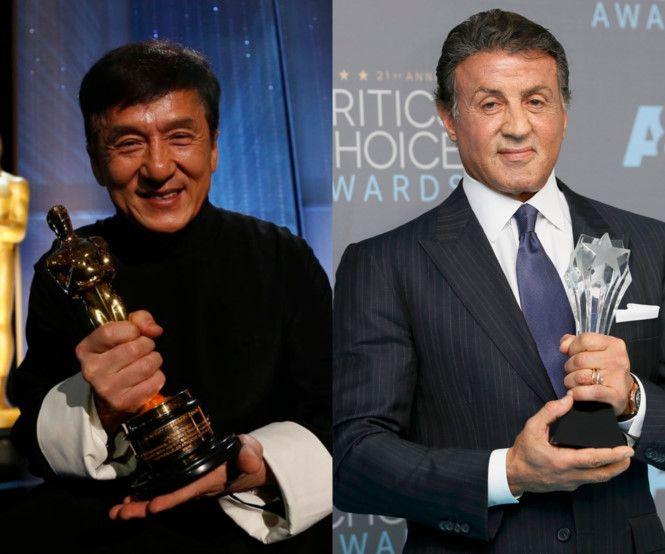 """Thành Long """"bắt tay"""" Sylvester Stallone tham gia Ex-Baghdad (1)"""