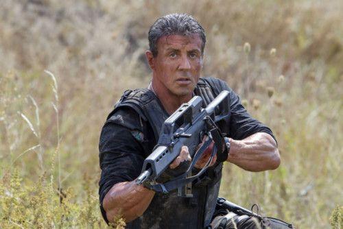 """Thành Long """"bắt tay"""" Sylvester Stallone tham gia Ex-Baghdad (2)"""