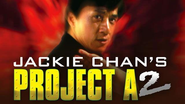 """Thành Long kiêm đạo diễn và nam chính trong phần 2 của """"Project A"""" (1)"""
