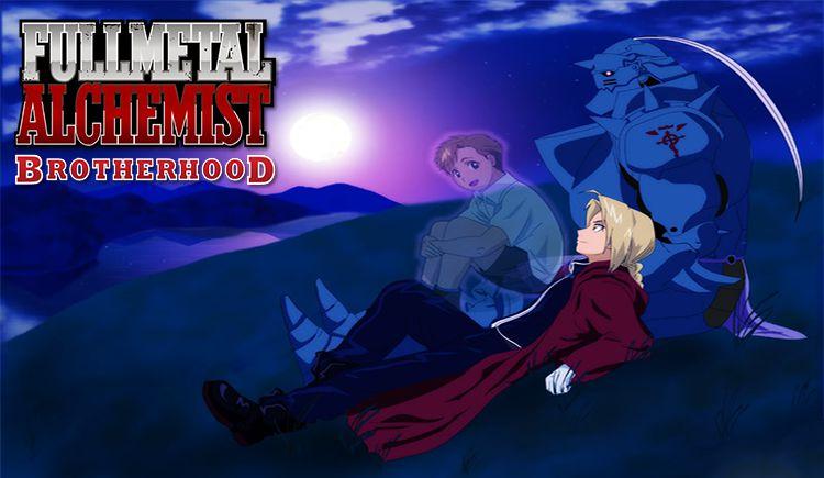 Top 10 anime hành động cực hay không thể bỏ qua (10)