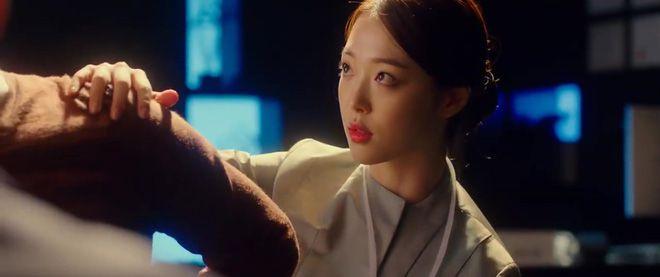 Kim Soo Hyun lột xác cực ngầu trong bom tấn Real (11)