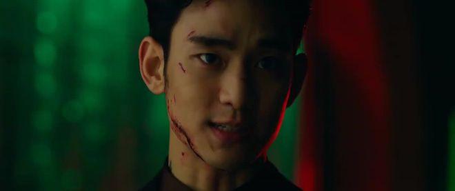 Kim Soo Hyun lột xác cực ngầu trong bom tấn Real (4)