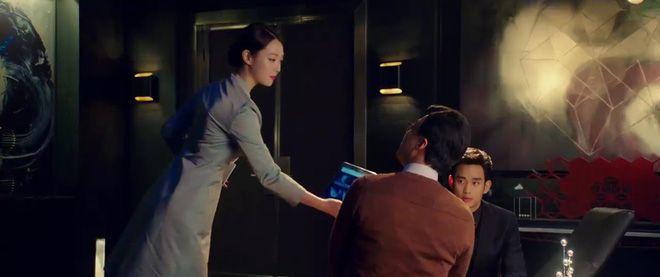 Kim Soo Hyun lột xác cực ngầu trong bom tấn Real (10)