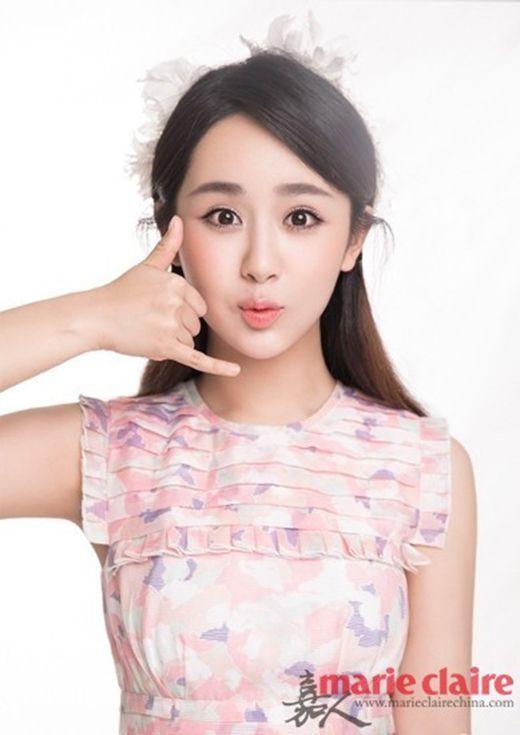 Ngắm vẻ đẹp hút hồn của những mỹ nhân 9X Hoa ngữ (20)