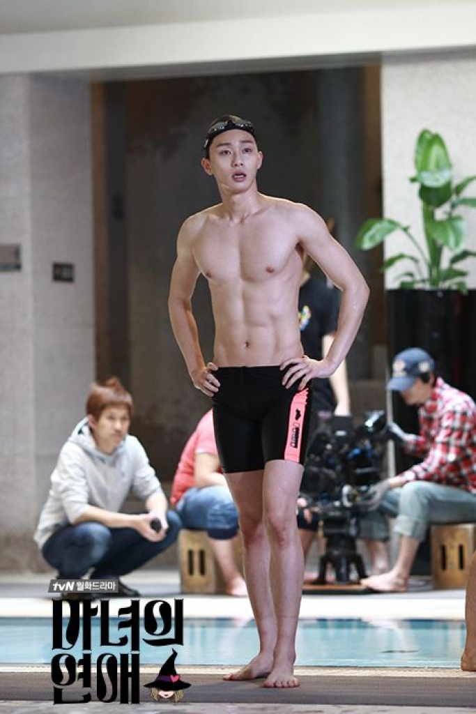 Những điều ít biết về nam thần dở hơi Park Seo Joon (12)