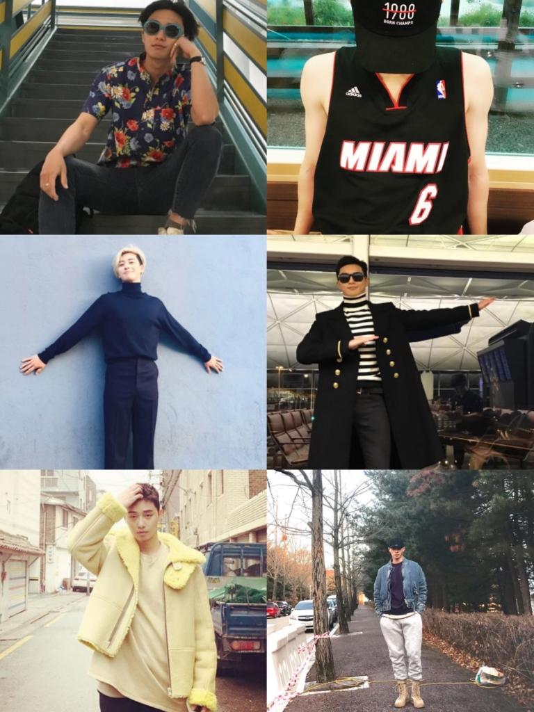 Những điều ít biết về nam thần dở hơi Park Seo Joon (3)