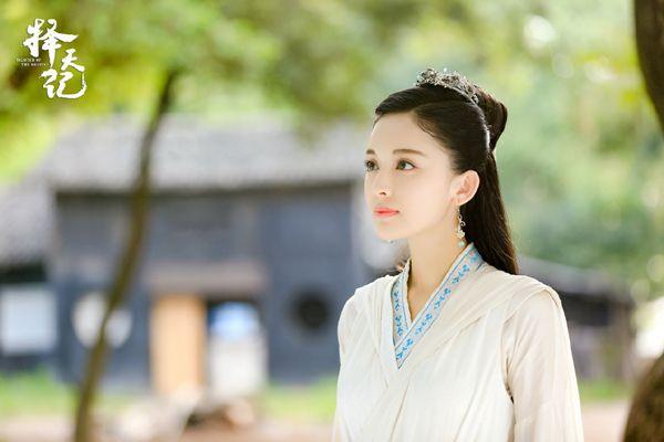 Những mỹ nhân cổ trang đẹp tuyệt sắc trên màn ảnh Hoa ngữ 2017 (1)