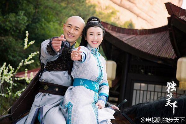Những mỹ nhân cổ trang đẹp tuyệt sắc trên màn ảnh Hoa ngữ 2017 (12)