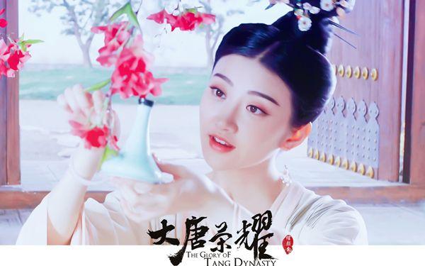 Những mỹ nhân cổ trang đẹp tuyệt sắc trên màn ảnh Hoa ngữ 2017 (18)