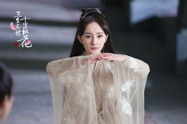 Những mỹ nhân cổ trang đẹp tuyệt sắc trên màn ảnh Hoa ngữ 2017 (19)