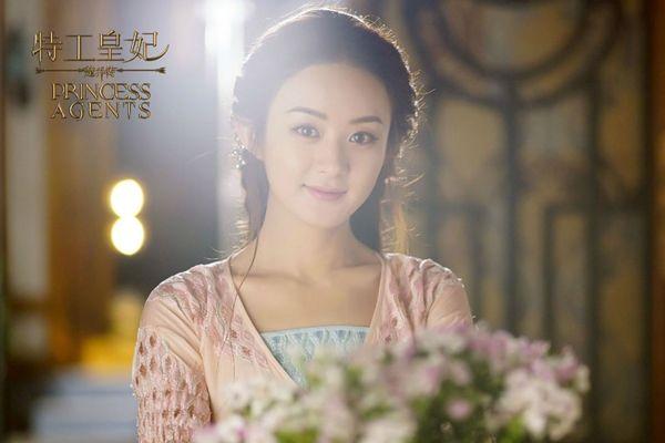 Những mỹ nhân cổ trang đẹp tuyệt sắc trên màn ảnh Hoa ngữ 2017 (3)