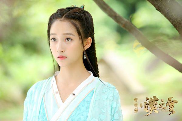 Những mỹ nhân cổ trang đẹp tuyệt sắc trên màn ảnh Hoa ngữ 2017 (7)
