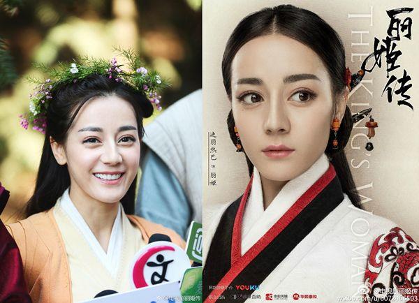 Những mỹ nhân cổ trang đẹp tuyệt sắc trên màn ảnh Hoa ngữ 2017 (9)