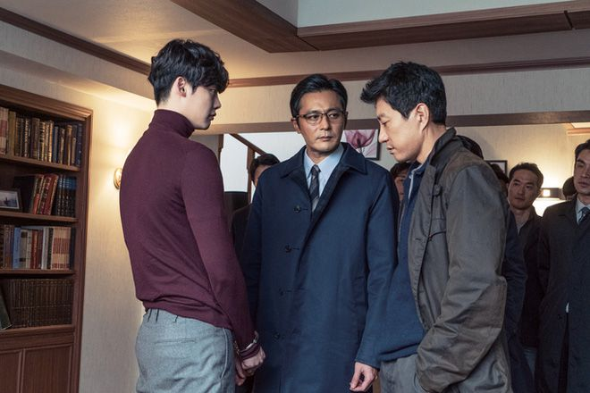 "Bom tấn ""V.I.P."" của Lee Jong Suk tung trailer nhử fan (6)"