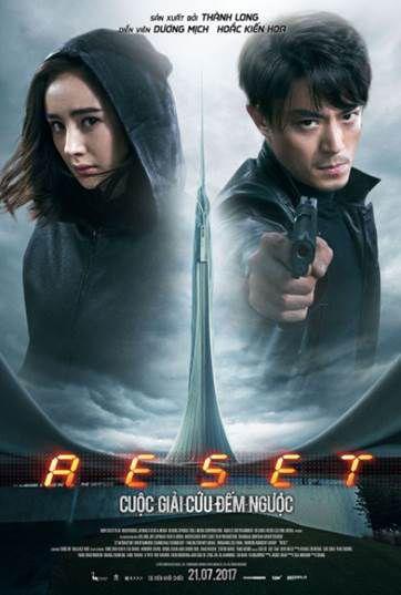 Dương Mịch tái ngộ Hoắc Kiến Hoa trong phim hành động Reset (1)