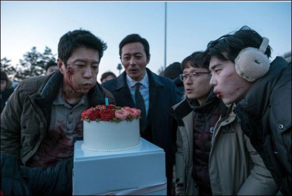 Lee Jong Suk, Jang Dong Gun và Kim Myung Min đổ bộ trong VIP (1)