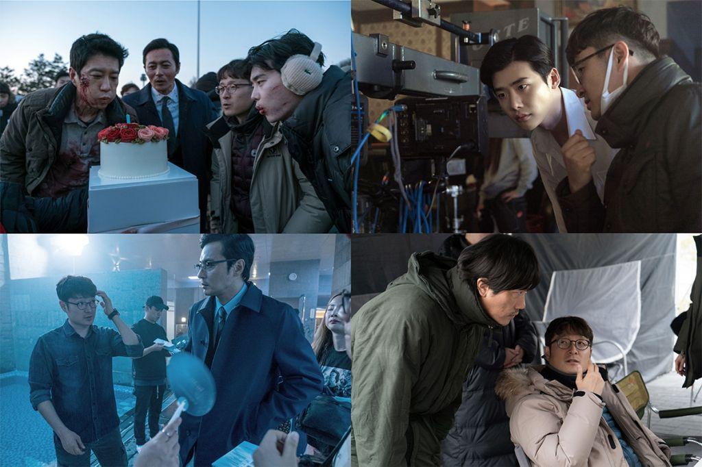 Lee Jong Suk, Jang Dong Gun và Kim Myung Min đổ bộ trong VIP (2)