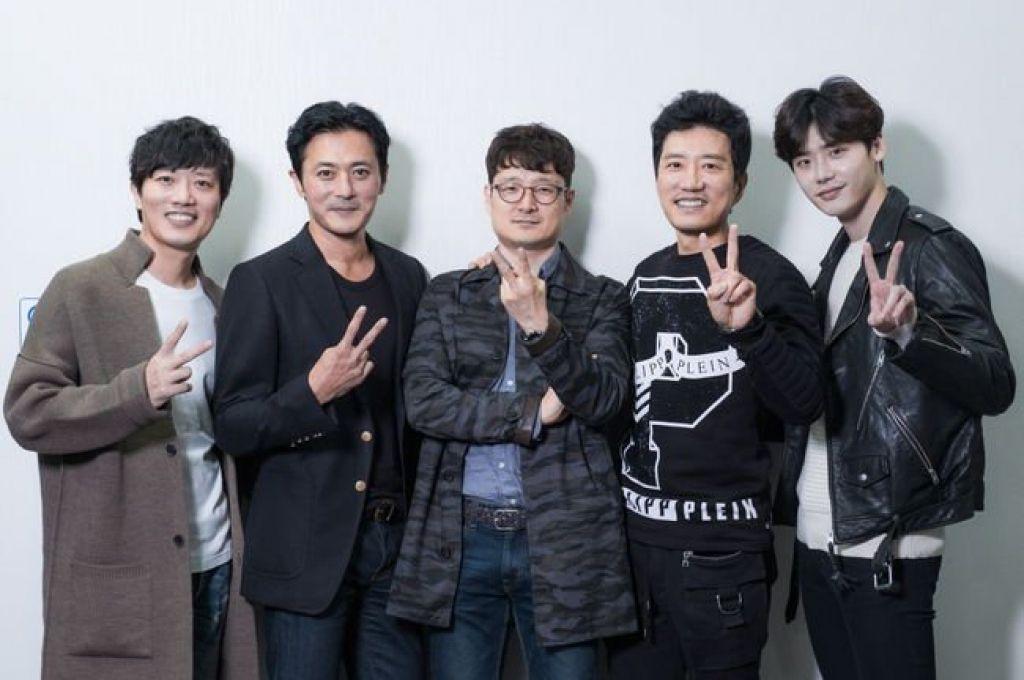 Lee Jong Suk, Jang Dong Gun và Kim Myung Min đổ bộ trong VIP (3)
