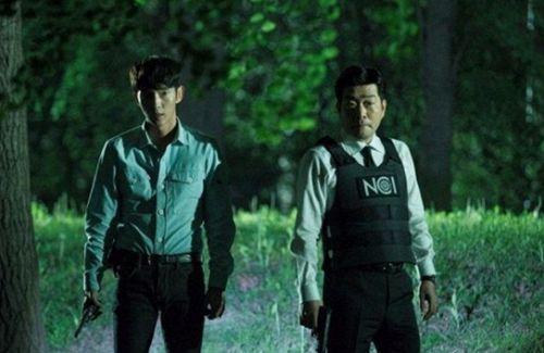 Lee Jun Ki cool ngầu trong phim hình sự Criminal Minds (2)