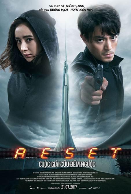 """Lý do khiến khán giả không thể không xem phim hành động """"Reset"""" (8)"""