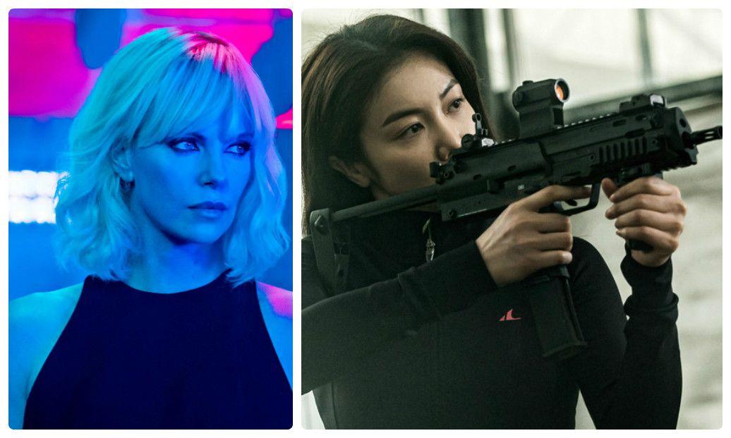 Nữ sát thủ Atomic Blonde đọ sắc với ác nữ The Villainess (1)