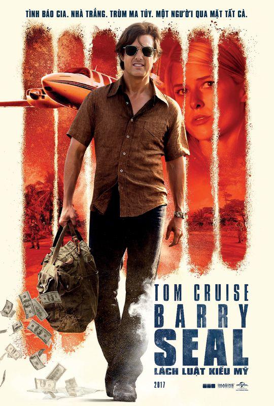 """3 điều cần biết về gã """"ma cô"""" láu cá Tom Cruise trong """"American Made"""" (1)"""