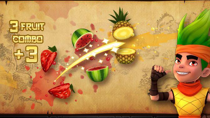 Fruit Ninja: Tựa game đình đám được chuyển thể thành phim hành động