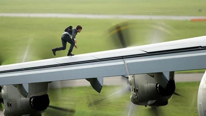 Mãn nhãn với 5 pha hành động cực đỉnh của Tom Cruise (2)